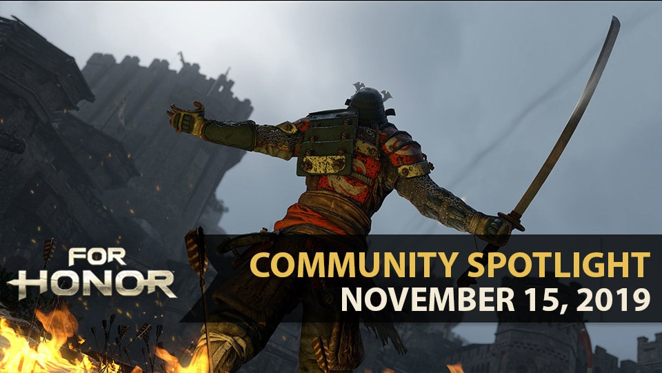 For Honor-Community Spotlight-Englishbutter