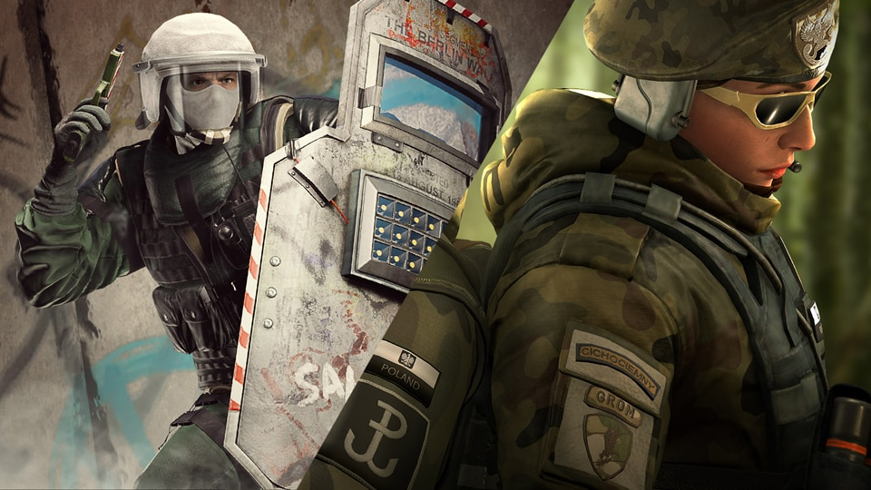 [2018-04-23] New Bundles coming to Rainbow Six Siege - April 23rd, 2018 (Blitz Indomitable Bundle and Sibling Rivalry Bundle) - HEADER/THUMBNAIL