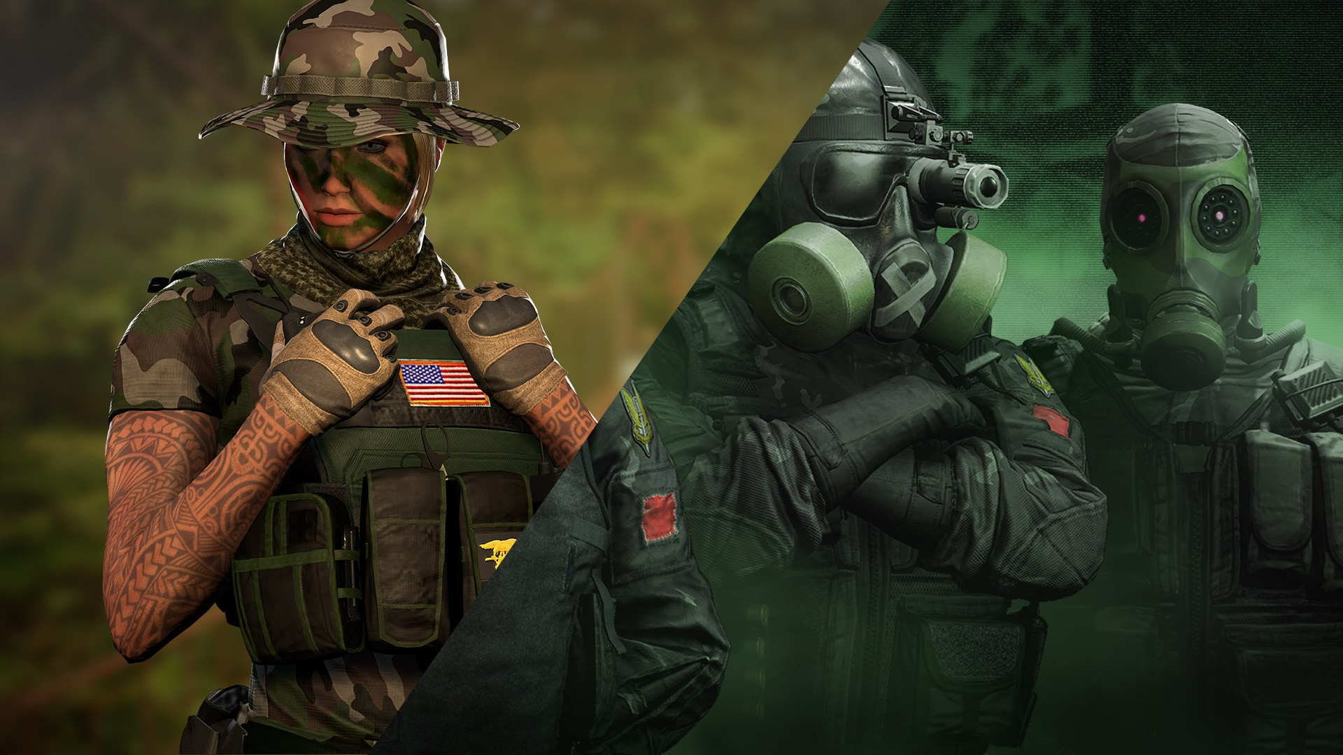 [2018-04-16] New Bundles coming to Rainbow Six Siege - April 16th, 2018 - HEADER/THUMBNAIL