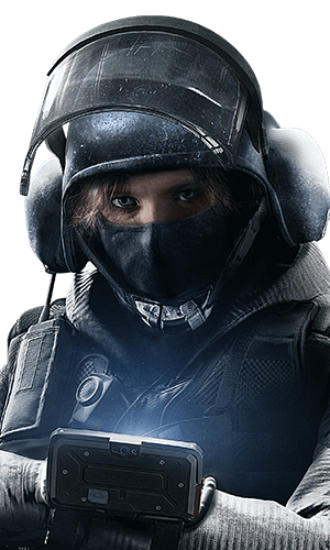 IQ Portrait - Rainbow Six Siege
