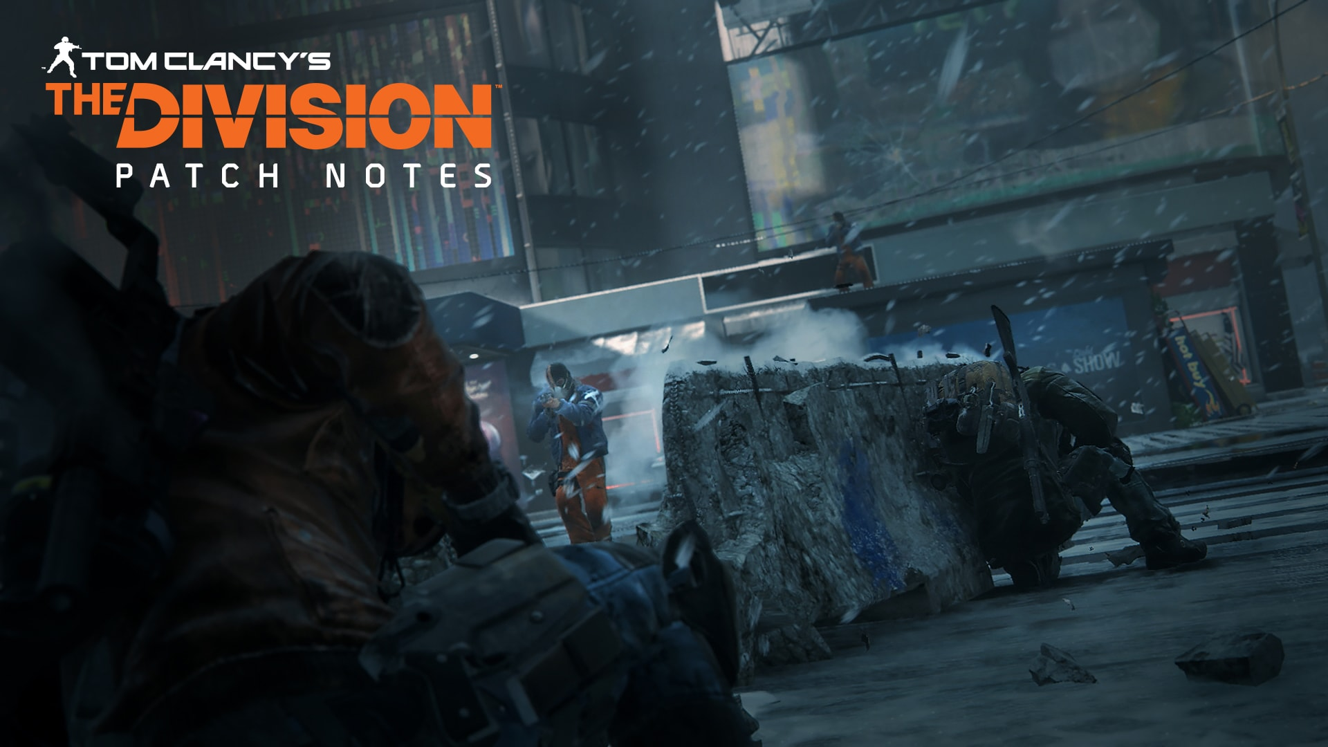 2016-03-04 [News] The Division - Patch Notes