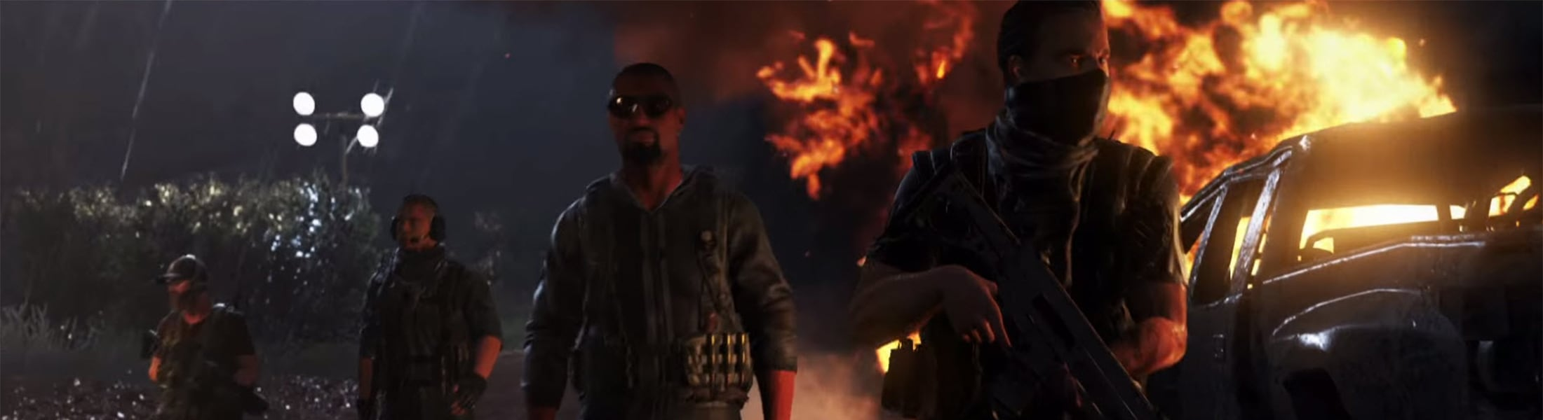 Get All The Details On The Different Editions Of Ghost Recon