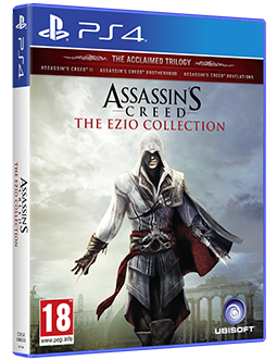 Assassins Creed The Ezio Collection for PlayStation 4