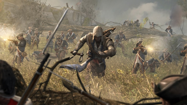 AC3 Connor Kenway