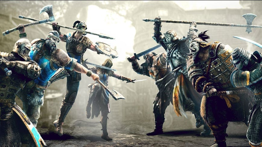 For honor matchmaking wait