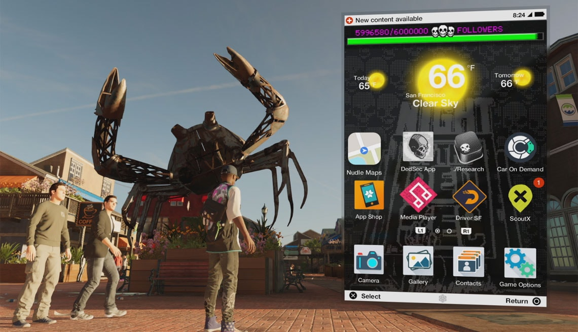 Watch Dogs  Can You Get All Skills
