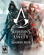 Assassin's Creed Unity Dead Kings Boxart for PC, Xbox One, and PS4