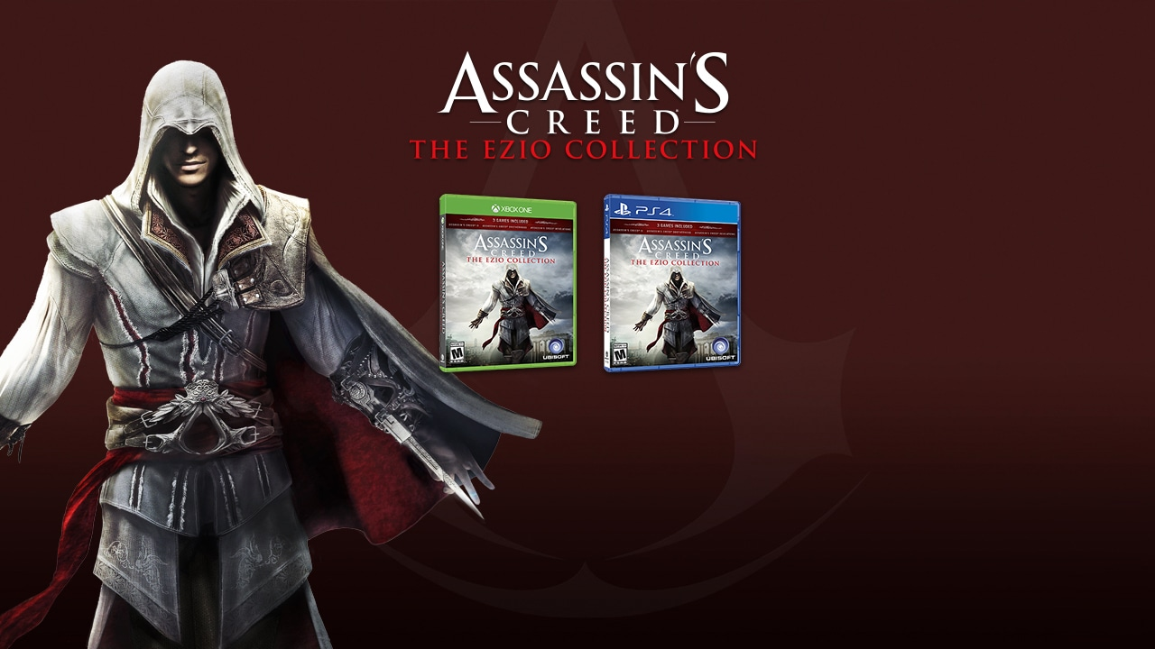 Discover The Ezio Collection