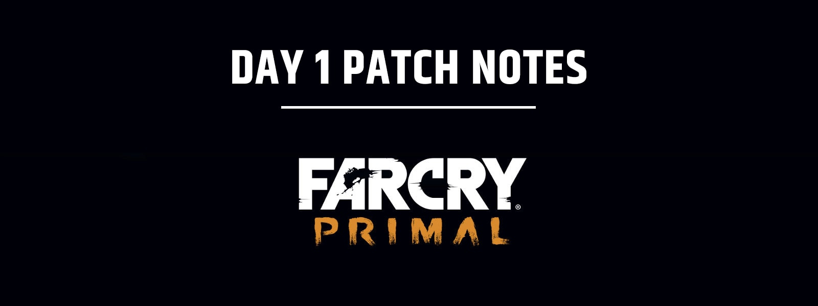 [2016-02-23] Day 1 Patch Notes - HEADER