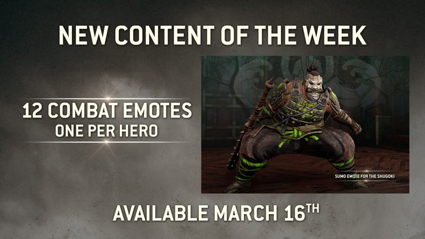 [2017-03-17] New Content of the Week