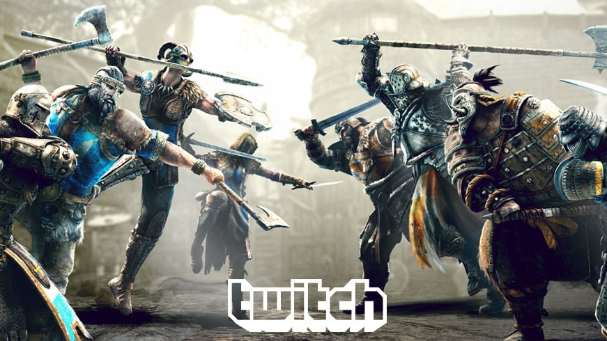 Twitch Prime members - Get access to loot at For Honor