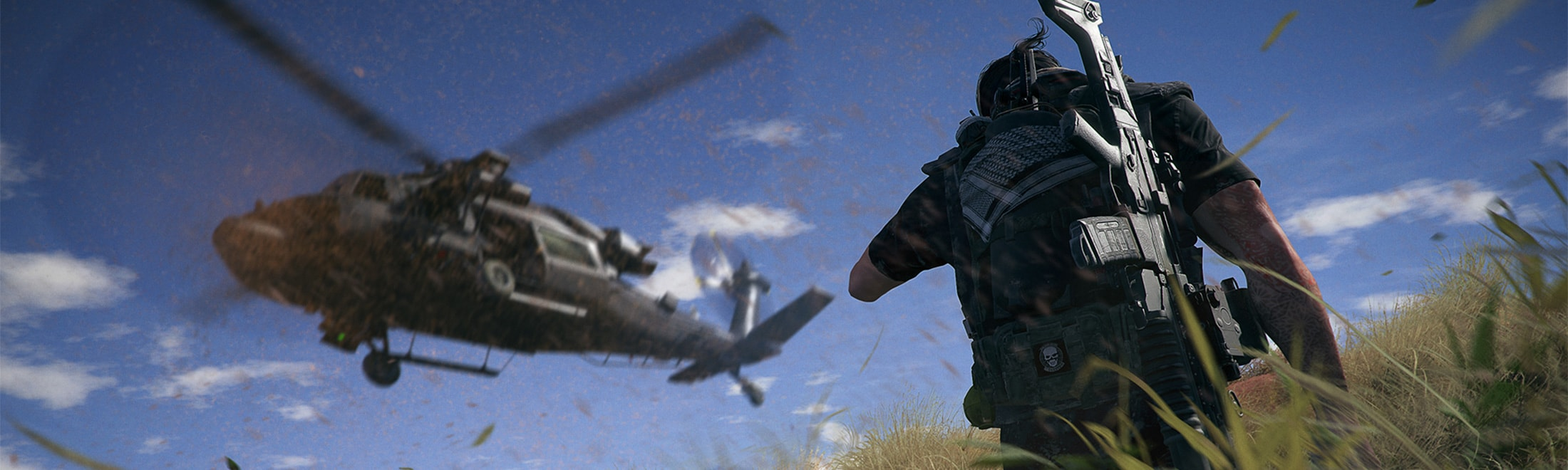 Get to know the ghosts in a new novel ghost recon wildlands news updates ubisoft us - Weaver ghost recon ...