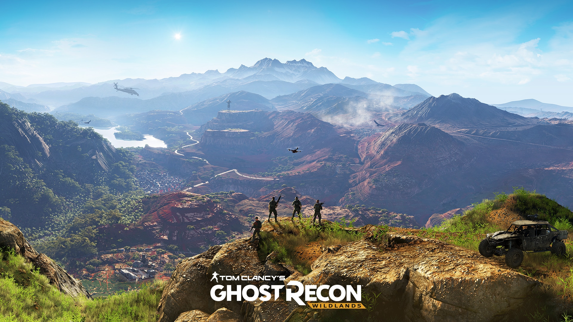 Image result for ghost recon wildlands