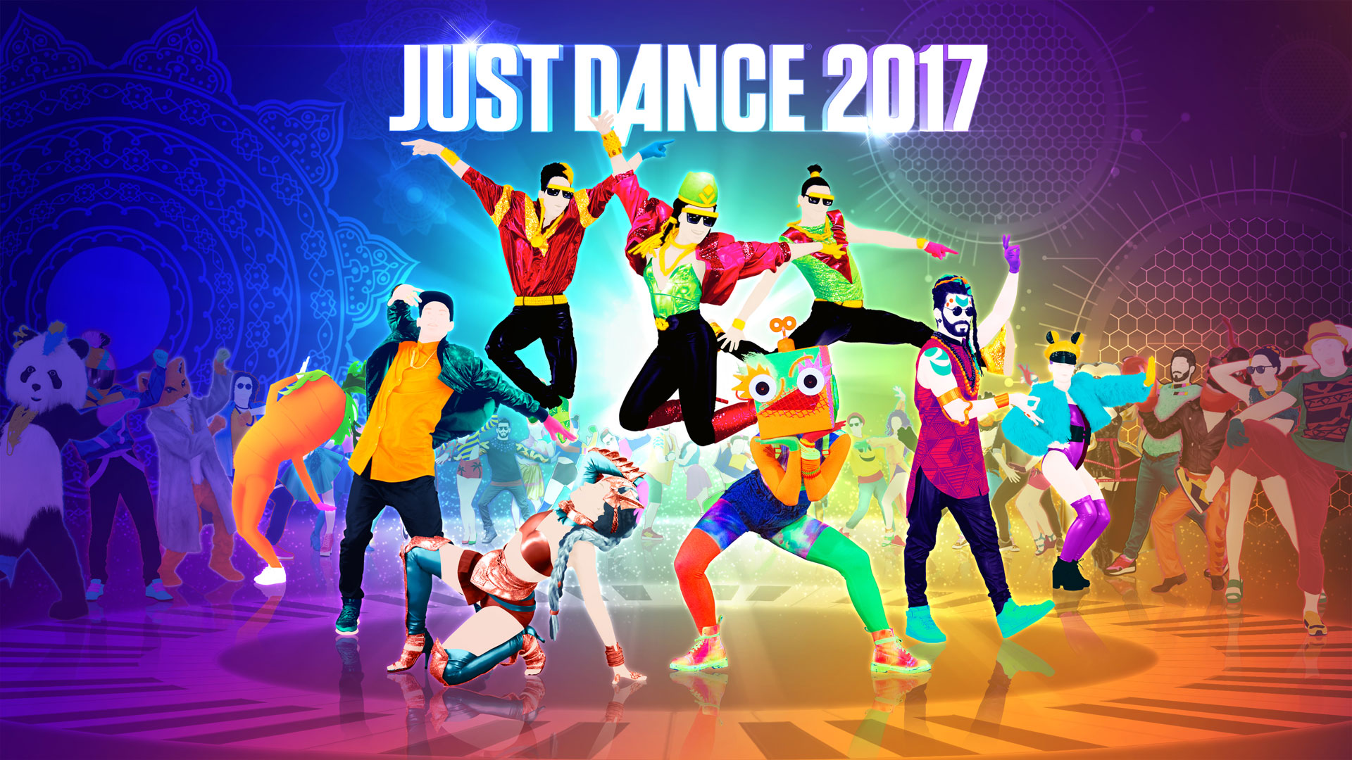 just dance 2017 at e3 new songs just dance game news. Black Bedroom Furniture Sets. Home Design Ideas