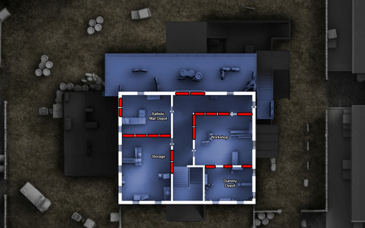 3 Bedroom Home Layout