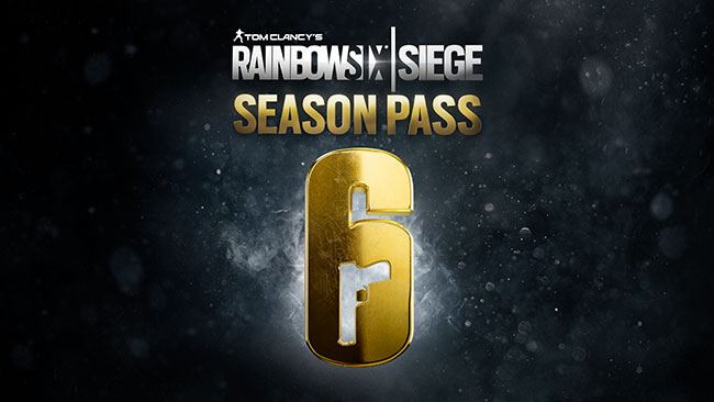 [NEWS] R6 Season Pass