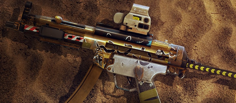 Operation Dust Line Weapon Skin Now On Sale | Rainbow Six® Siege