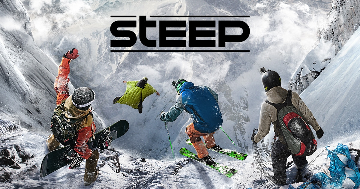 Steep - Available now on PS4, Xbox One & PC | Ubisoft (US)