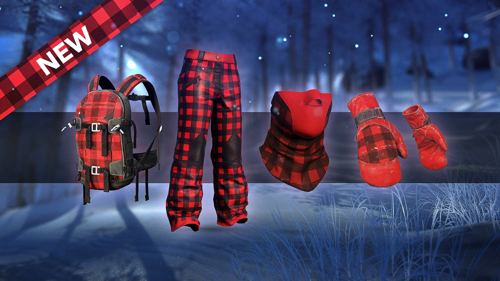 [2017-02-15] News - New Item / Lumberjcak Gear - HEADER/THUMB