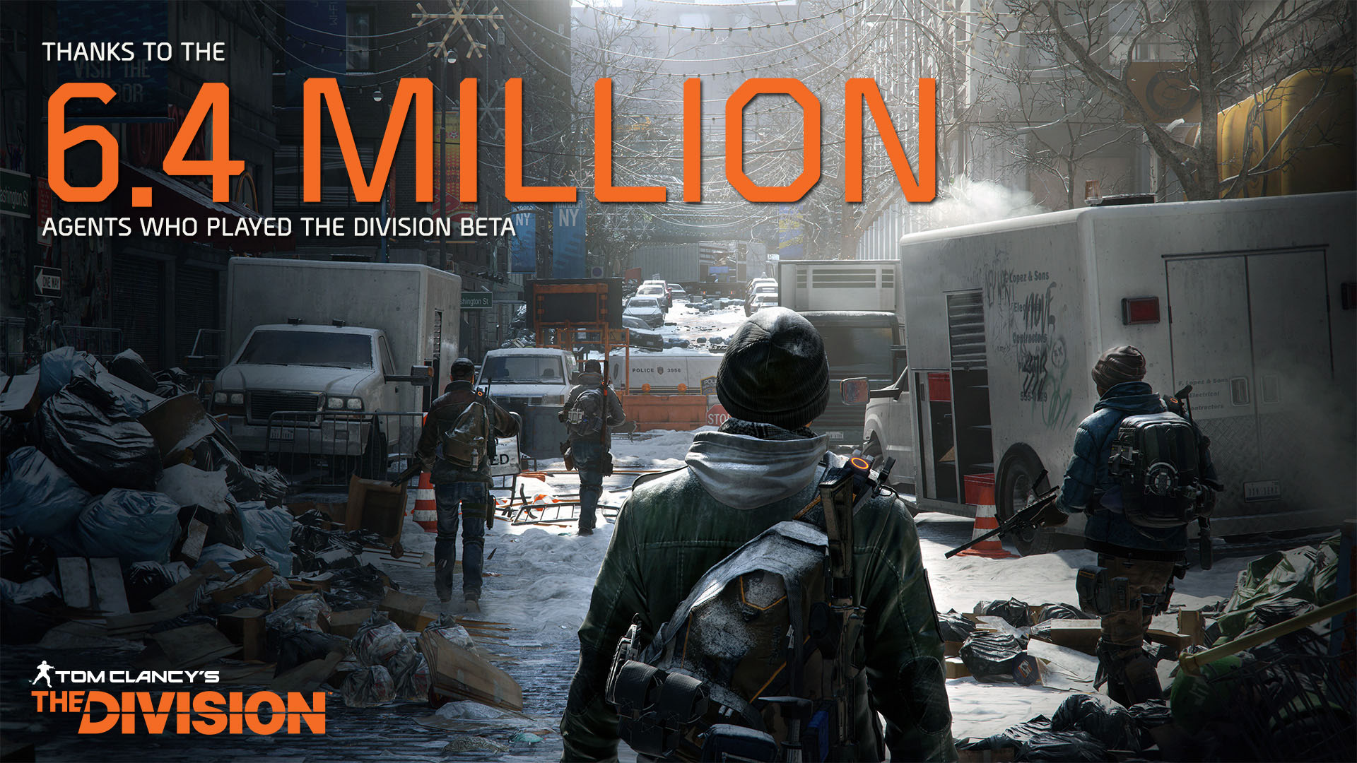 Worksheet Division Video the division open beta updates us 6 4 million agents explored new york city during beta