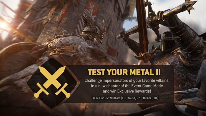 FH - Test your Metal Chapter 2