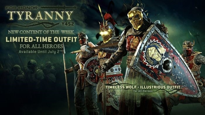 FH - Tyranny - Timeless Wolf Limited Time Outfit