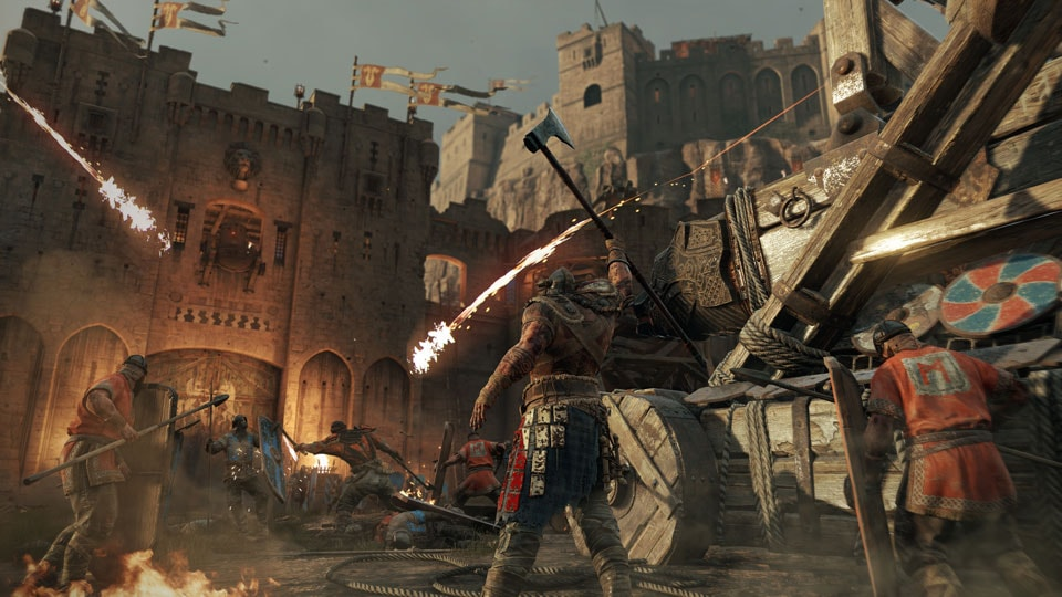 Marching Fire - For Honor Update | Ubisoft (ANZ)