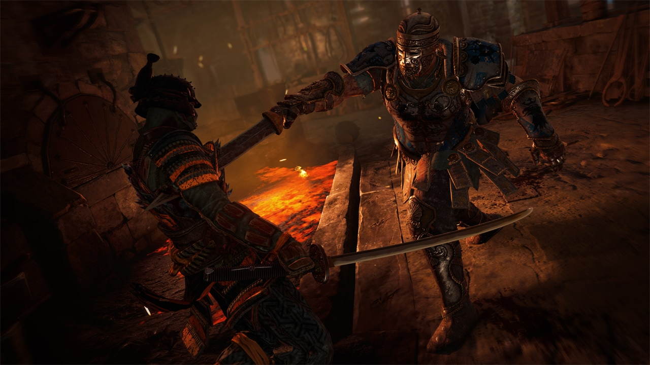 The Centurion - For Honor Knights Faction | Ubisoft