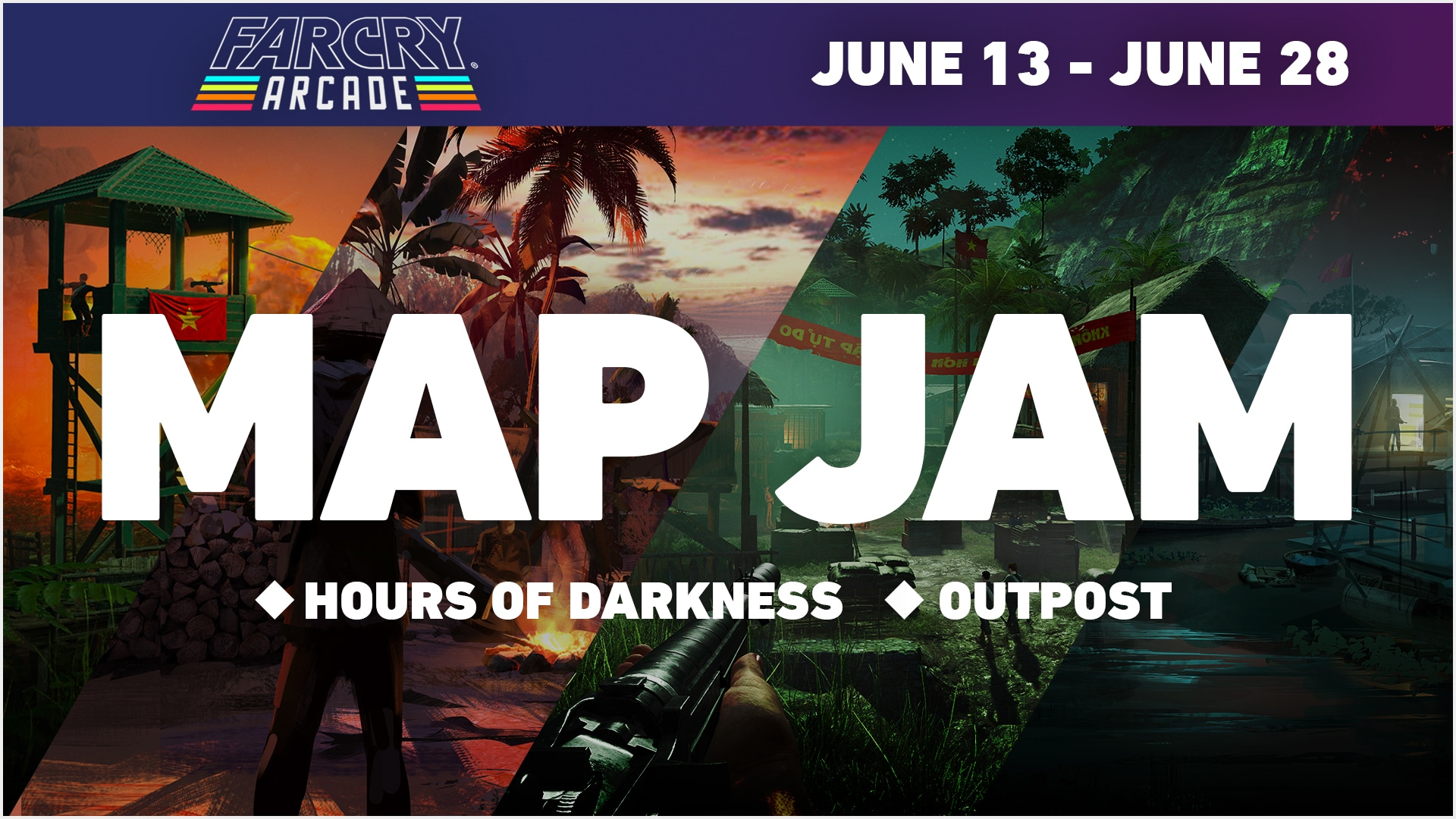 Hours Of Darkness Map Jam Far Cry 5 News Updates Ubisoft