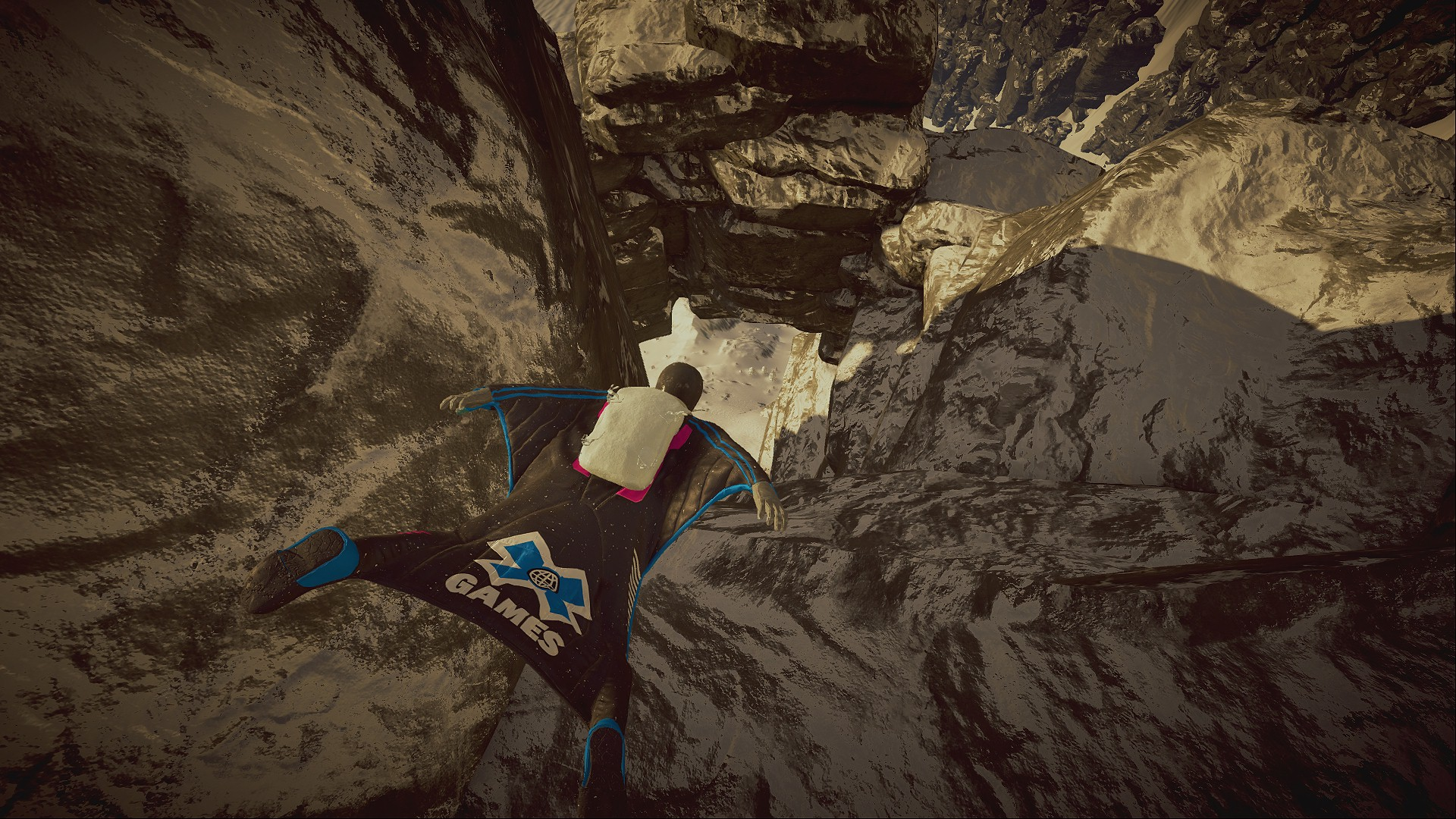 [2019-02-05] Wingsuit Challenges - Kahiltna Fly