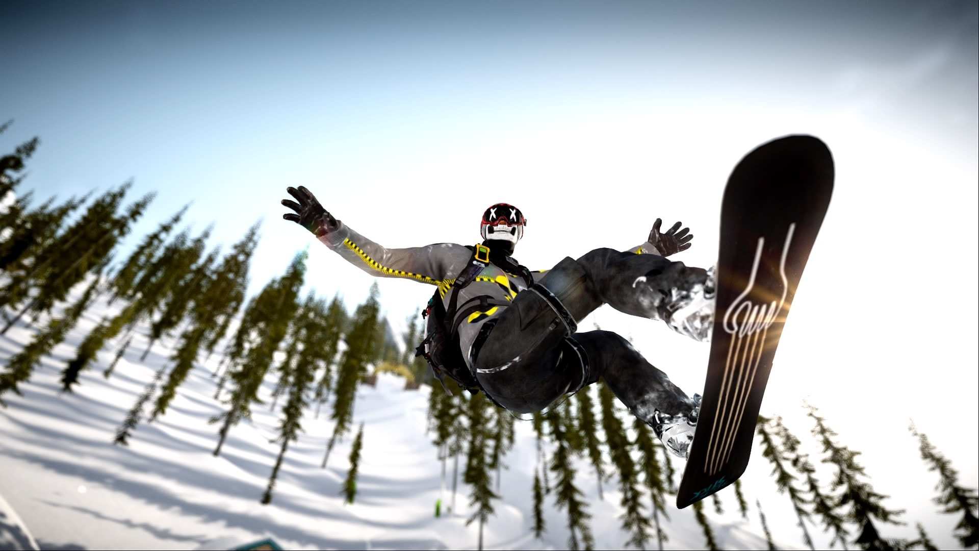 Download x Extreme Steep Winter Sports Ubisoft Wallpapers