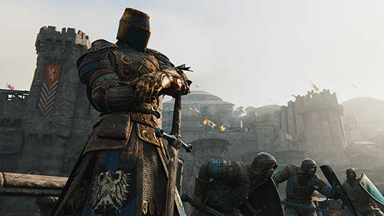 For honor maps citadel gate ubisoft ca factions the knights faction in for honor gumiabroncs Choice Image