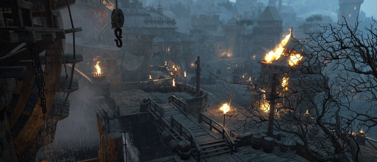 For Honor Maps Forge Ubisoft Us