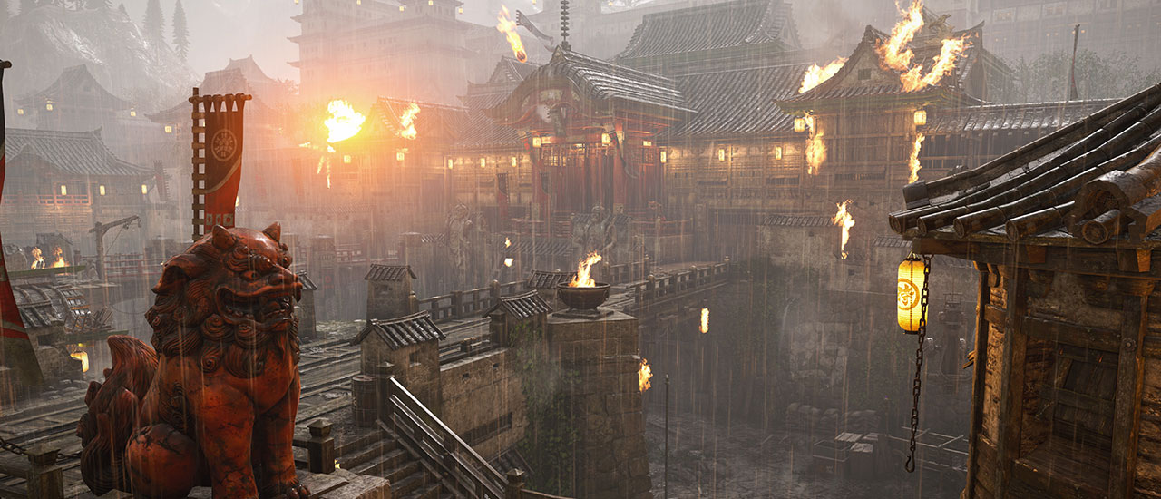 For Honor Maps  Overwatch