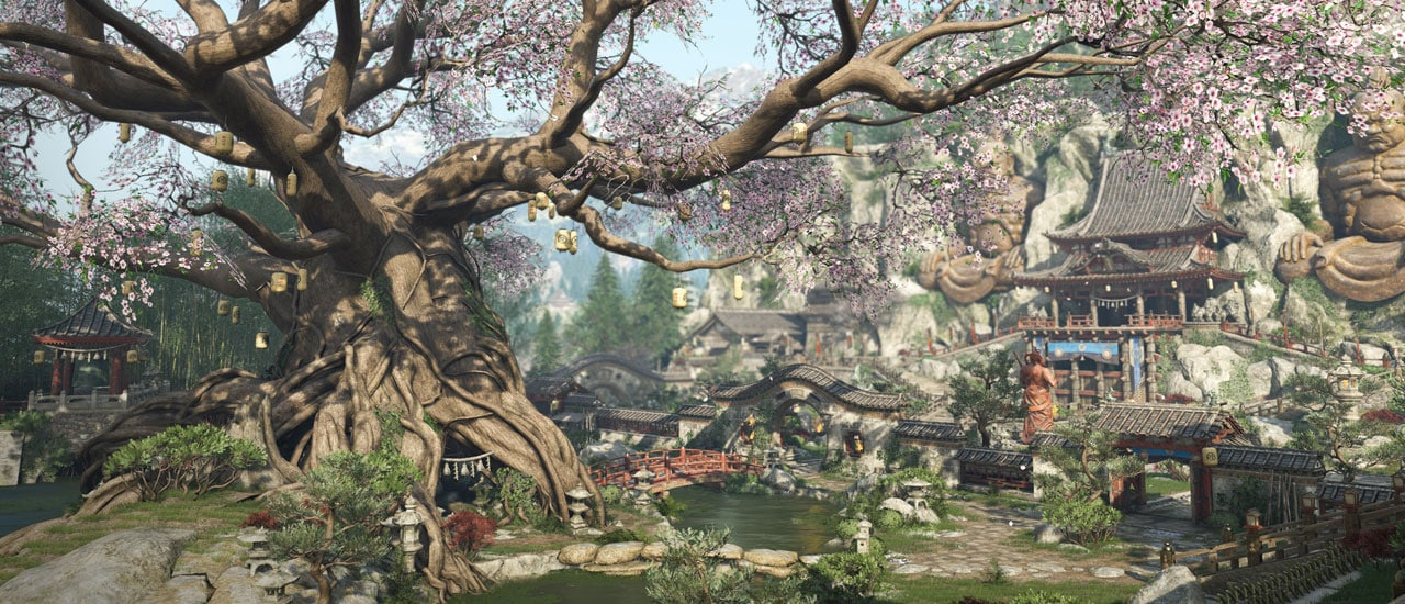 For Honor Maps Temple Garden Ubisoft Ca