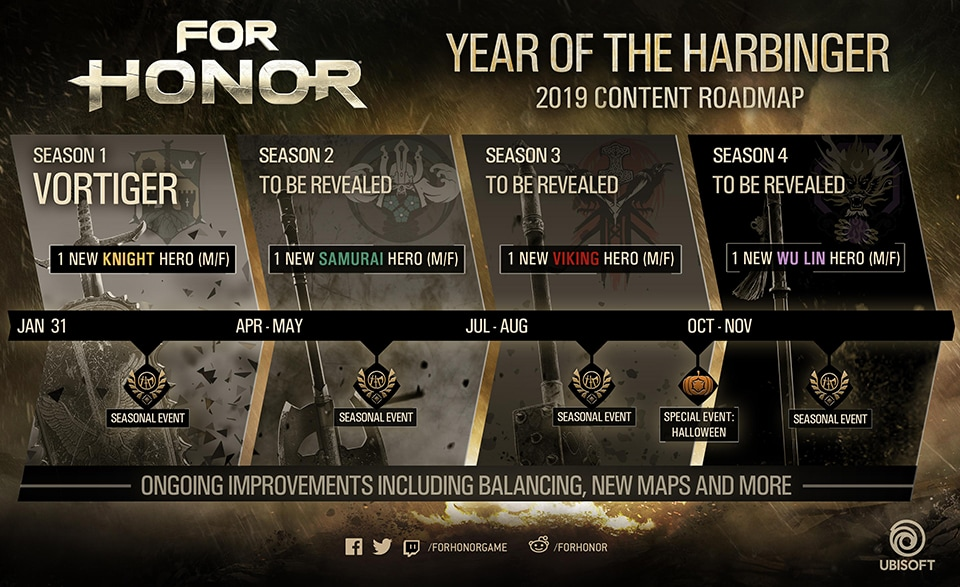 New Heroes And More Coming In The Year Of The Harbinger | Ubisoft (CA)