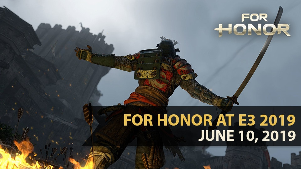 ForHonorAtE3_Header