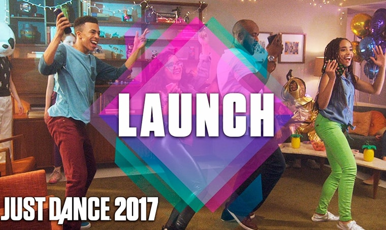 Just Dance 2017 Launch Trailer