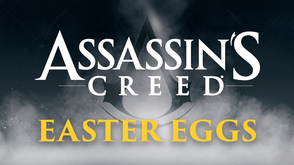 Assassin's Creed's Best Easter Eggs | | Assassin's Creed