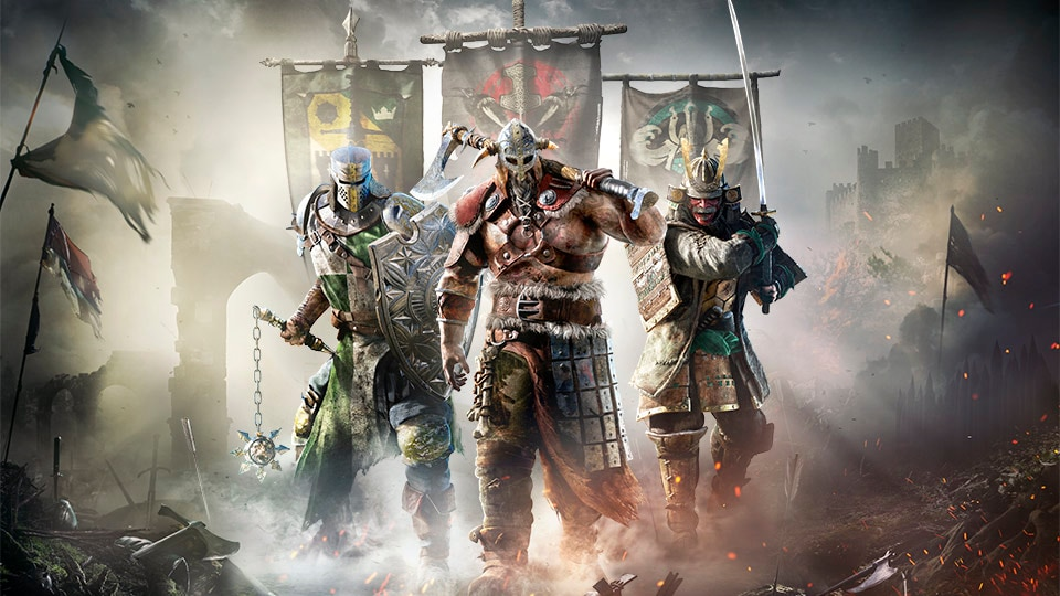 For honor available now on ps4 xbox one pc ubisoft ca gumiabroncs Gallery