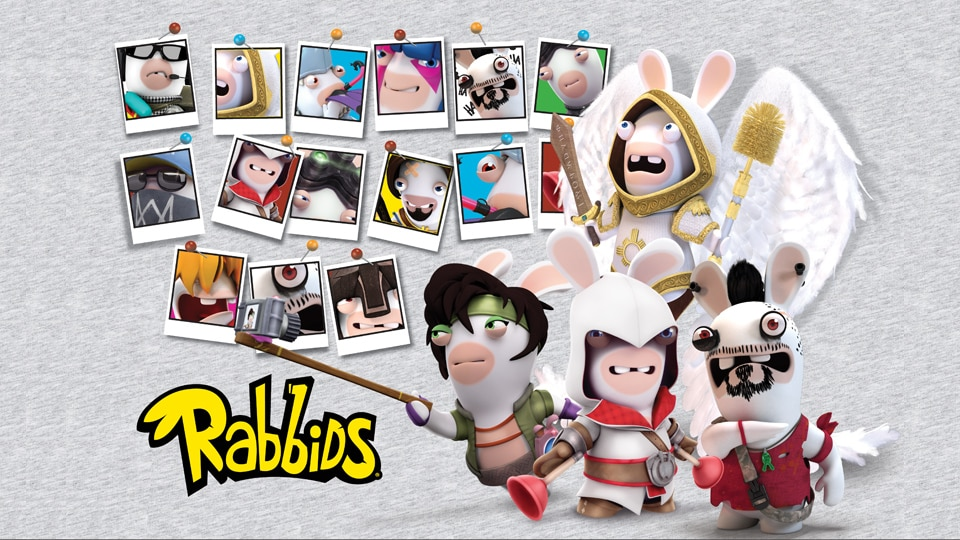 [2019-05-09] Rabbids Merge Fan Art Contest Header