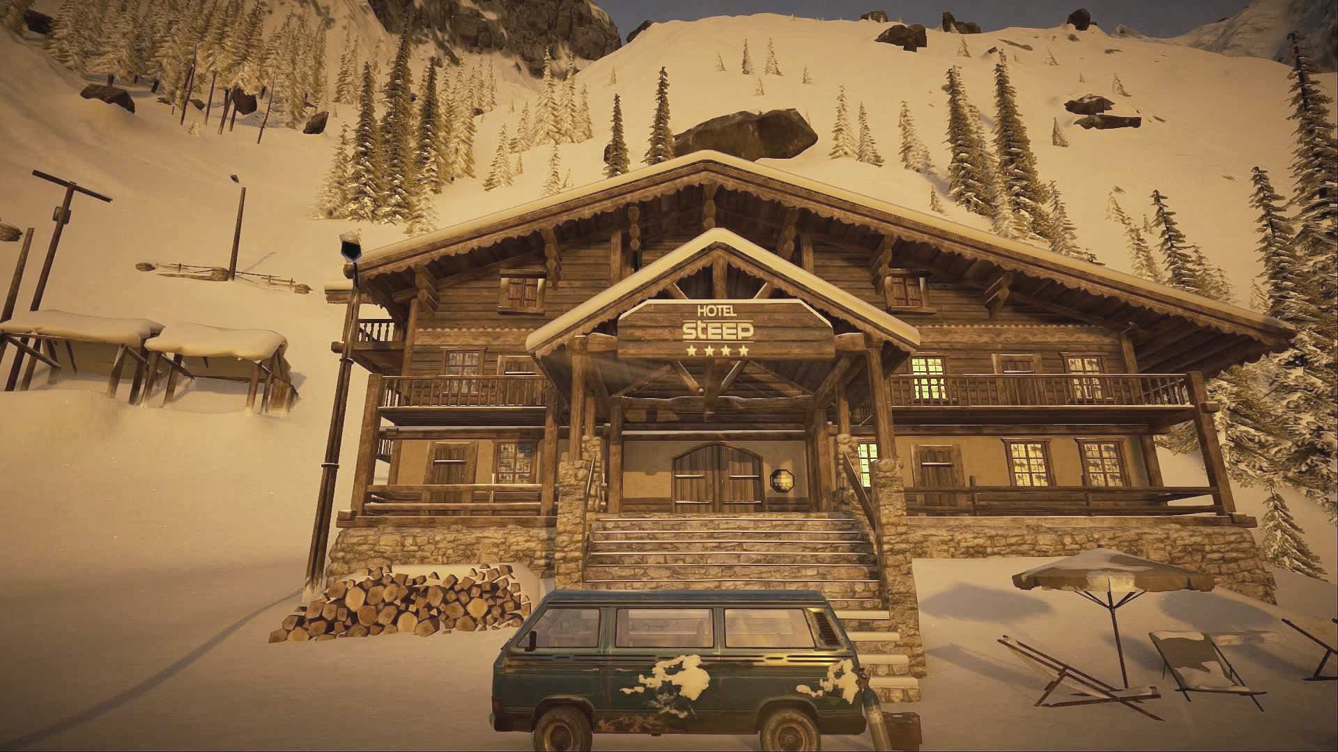 [2019-01-29] Easter Egg Hotel Steep