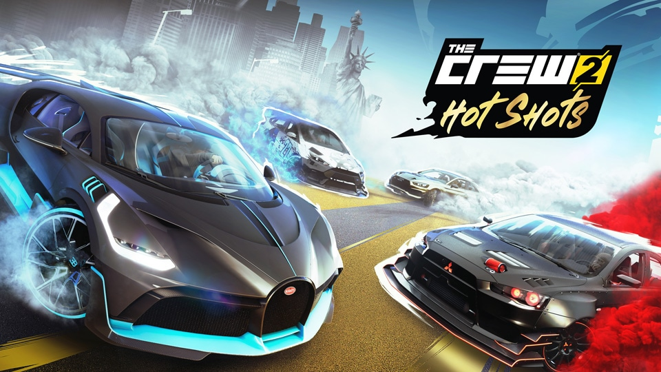Hot Shots Update Available Now The Crew News Updates Ubisoft Us