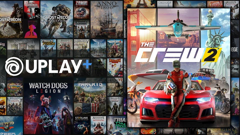 [2019-09-03] Uplay+ Avail Now - Crew2