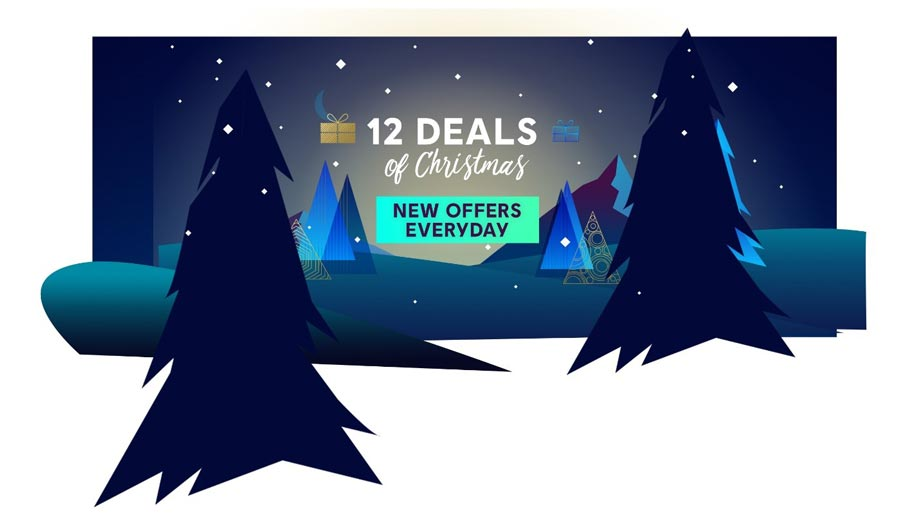 [2017-12-12] 12 Deals of Christmas