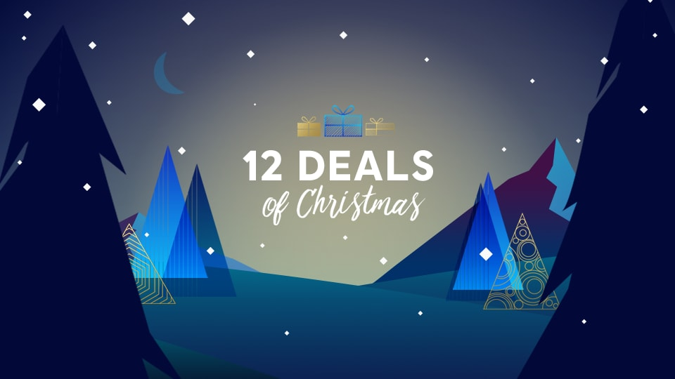 [12-12-2017] 12 Deals of Christmas