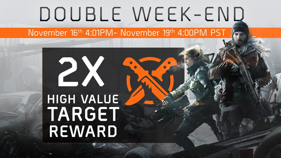 Double Weekend