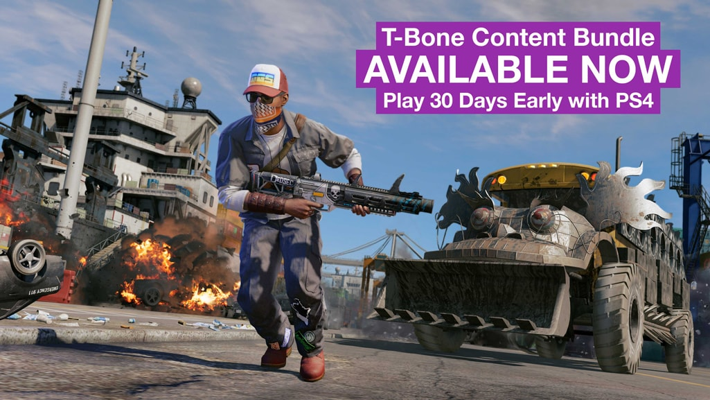 T-Bone Content Bundle Now Available