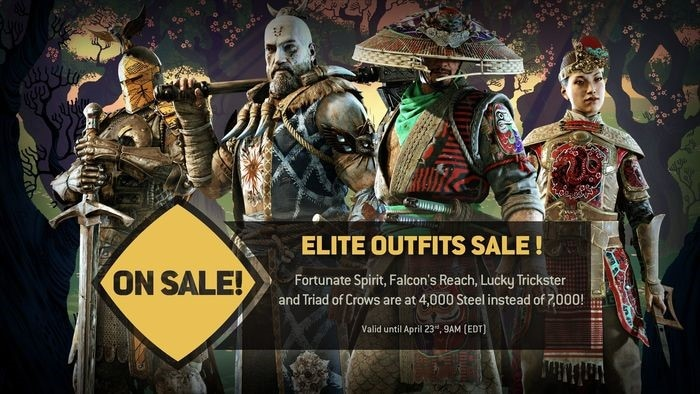 For-Honor-Elite-Outfits-Sale-WD-Apr17