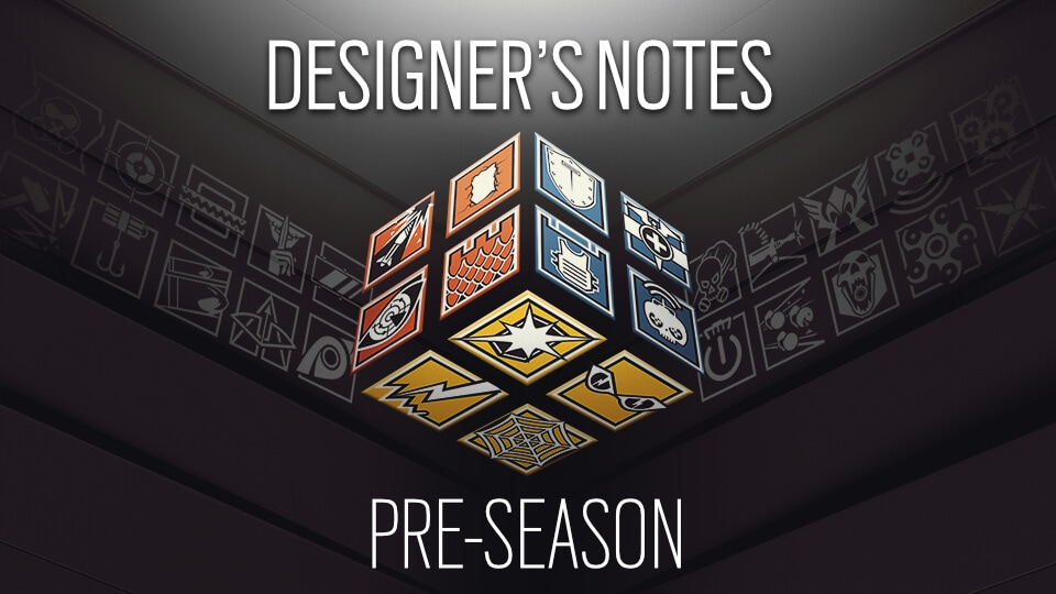 [2018-05-10] Designer Notes - Preseason